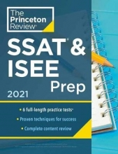 Princeton Review Princeton Review SSAT and ISEE Prep, 2021