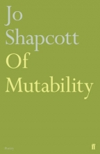 Jo Shapcott Of Mutability