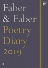 Various Faber & Faber Poetry Diary 2019