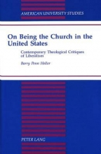 Barry Penn Hollar On Being the Church in the United States