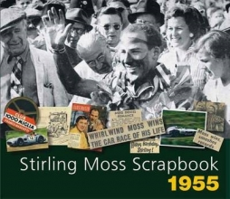 Sir Stirling, OBE Moss,   Philip Porter Stirling Moss Scrapbook
