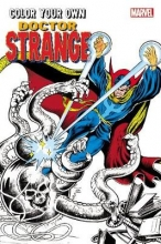 Frank,Cho/ Bachalo,C. Doctor Strange Color Your Own Doctor Strange