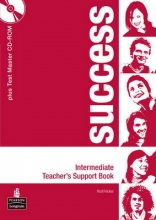 Fricker, Rod Success Intermediate Teacher`s Book Pack