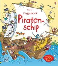 FLAPJESBOEK PIRATENSCHIP
