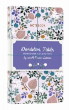 Dandelion Fields Notebook Collection