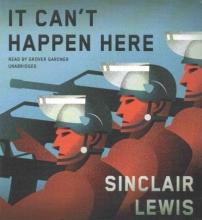 Lewis, Sinclair It Can`t Happen Here