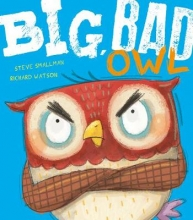 Smallman, Steve Big, Bad Owl
