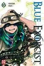 Kato, Kazue Blue Exorcist 16