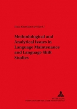 Methodological and Analytical Issues in Language Maintenance and Language Shift Studies