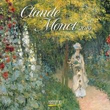 Claude Monet 2019. Broschürenkalender