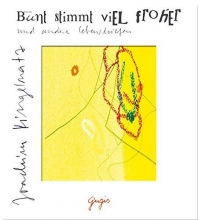 Ringelnatz, Joachim Bunt stimmt froher. CD