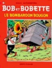 Willy  Vandersteen Bob et Bobette Bombardon bougon