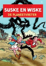 Willy  Vandersteen Suske en Wiske 339 De planeetvreter