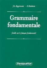 S.  Hoekstra Grammaire fondamentale
