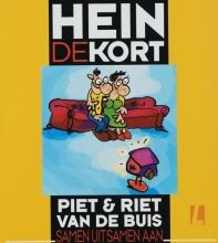 H. de Kort Piet & Riet van de Buis Samen uit samen aan