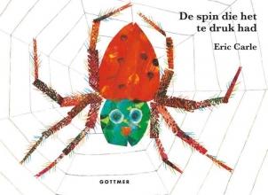 Eric Carle , De spin die het te druk had
