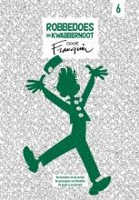Franquin,,André Robbedoes en Kwabbernoot Door Franquin Hc06