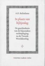 A.D. Belinfante , In plaats van bijltjesdag