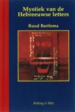 R. Bartlema , Mystiek van de Hebreeuwse letters