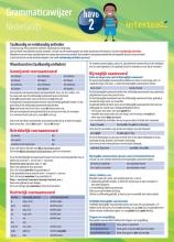 Frank  Groenman Grammaticawijzer Nederlands HAVO leerjaar 2