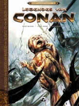 Kurt  Busiek Robert E Howard Collectie Legendes van Conan 1 Geboren op het slagveld