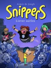 Aimée de Jongh Snippers 5 Liever surfen