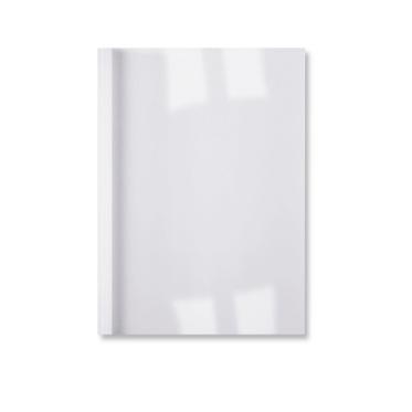 ,Thermische omslag GBC A4 1.5mm linnen wit 100stuks