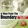 Johnston, Brian, Brian Johnston: A View from the Boundary: Test Match Special