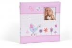 ,<b>Babyalbym babymoments roze</b>