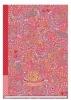 ,<b>Notitieboek a5 harde kaft pip roze lijn</b>