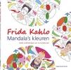 <b>Sergio  Guinot Studio</b>,Frida Kahlo - Mandala`s kleuren