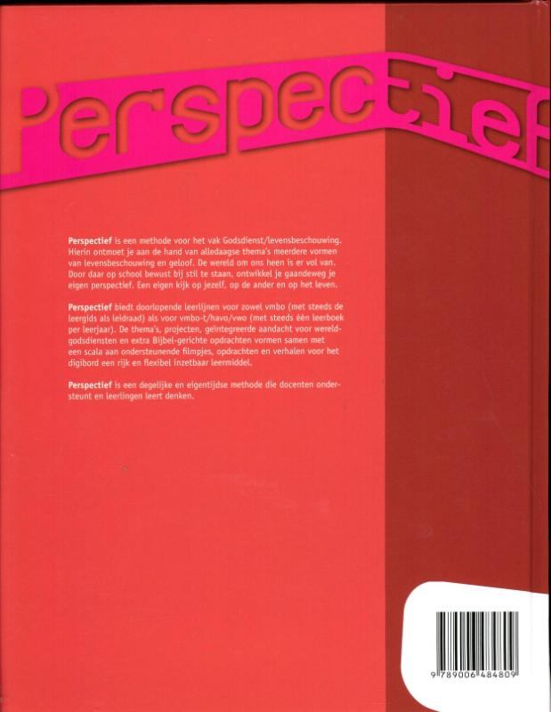 Désiré Brokerhof, Hilde Halm, Mattijs Bron,Perspectief 1 vmbo-kgt Lesboek