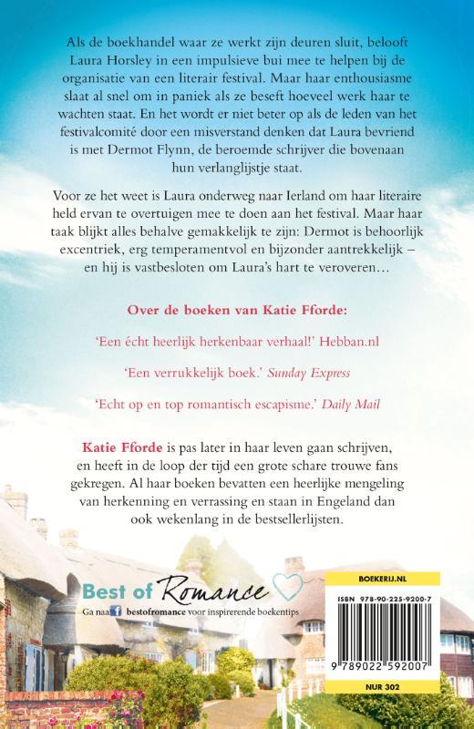 Katie Fforde,Liefdesbrieven