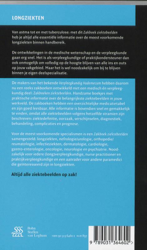 ,Zakboek ziektebeelden Longziekten