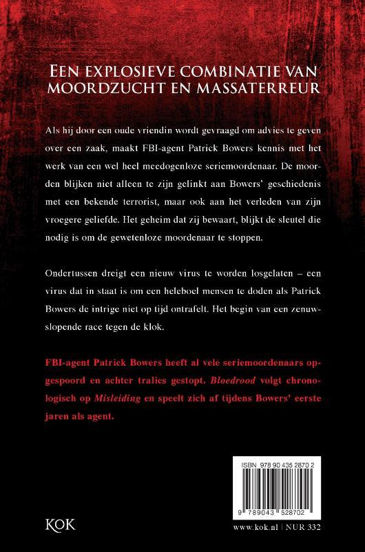 Steven James,Bloedrood