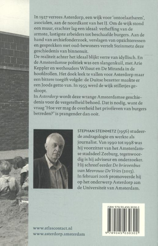 Stephan Steinmetz,Asterdorp
