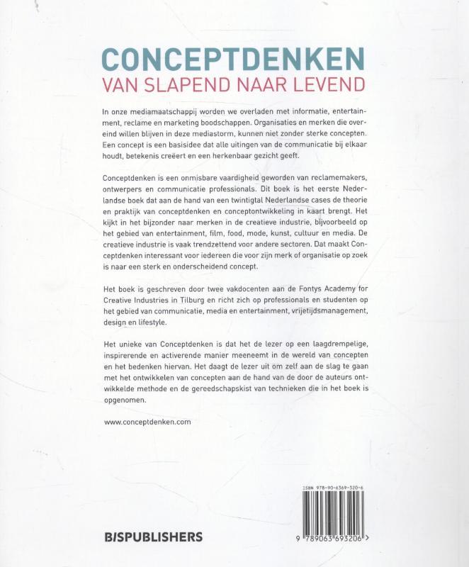 Gaby  Crucq-Toffolo, Sanne  Knitel,Conceptdenken
