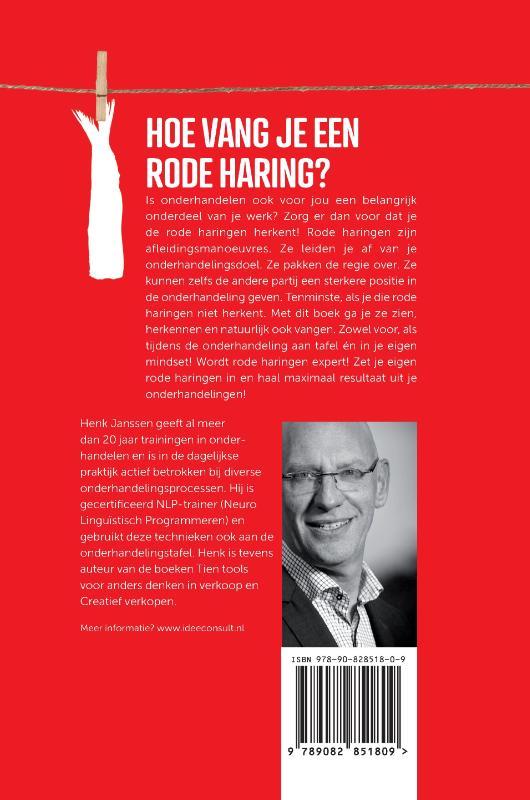 Henk Janssen,Hoe vang je een rode haring?