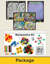 McGraw-Hill Education,   Sharon Griffin,   SRA/McGraw-Hill Number Worlds Level G, Manipulatives Plus Pack