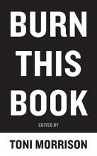Morrison, Toni Burn This Book