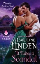 Linden, Caroline It Takes a Scandal