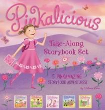 Victoria Kann The Pinkalicious Take-Along Storybook Set