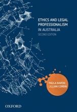 Baron, Paula,   Corbin, Lillian Ethics and Legal Professionalism in Australia