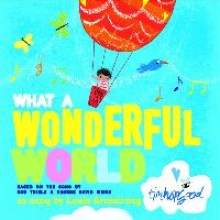 Thiele, Bob What a Wonderful World. Book + CD