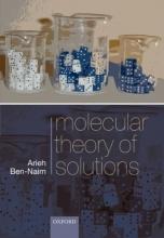 Arieh Ben-Naim Molecular Theory of Solutions