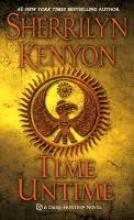 Kenyon, Sherrilyn Time Untime