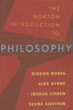 Rosen, Gideon The Norton Introduction to Philosophy