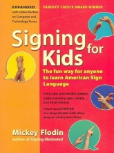 Flodin, Mickey Signing for Kids