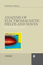 Pregla, Reinhold Analysis of Electromagnetic Fields and Waves
