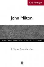 Roy C. Flannagan John Milton